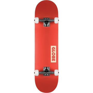 Globe Complete Skateboard Goodstock RED