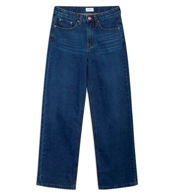 Grunt Jeans Wide leg Ellie Eight Blue