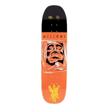 Welcome Skateboard Deck Pazazu on Son of Moontrimmer 8,25
