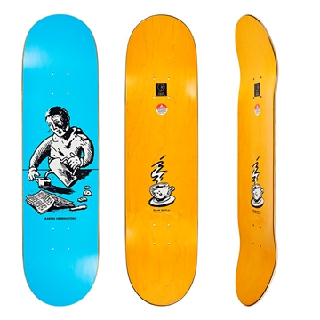 Polar Skate Co Board Aaron Herrington Breakfast Blue 8,375