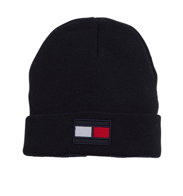Tommy Hilfiger Big Flag Beanie Sky Captain