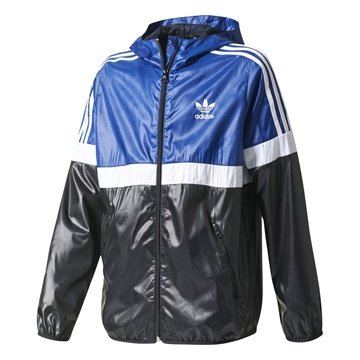 Adidas Windbreaker TRF FL Ink / White / Black BQ3957