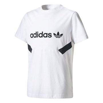 Adidas Tee TRF FT White / Black BQ3965