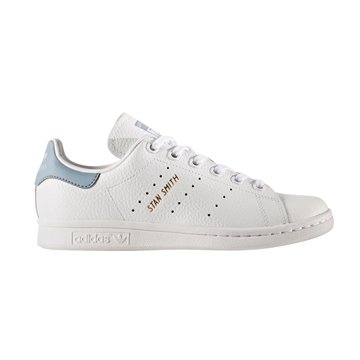 Adidas Sko Stan Smith White / AC Blue CP9810