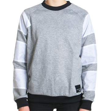 Adidas Sweat Crew Neck Grey/Black CF8539