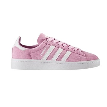 Adidas Junior sko Campus pink White 529,-