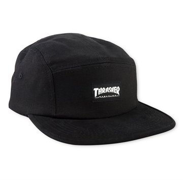 Thrasher cap 5-panel sort 349,-