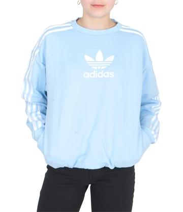 Adidas sweatshirt cc Crew light blue DV2364