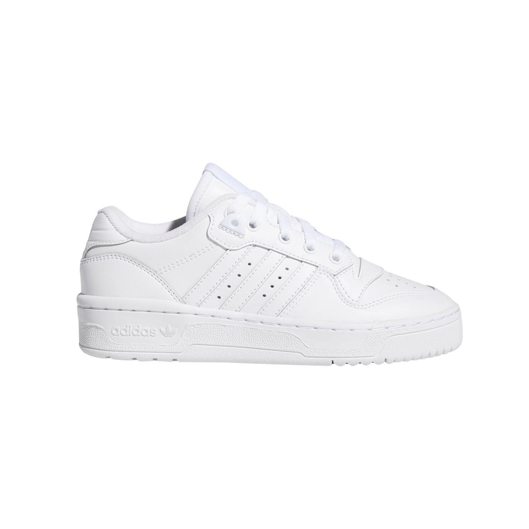 Adidas Sko Rivalry Low Jr. White EG3636