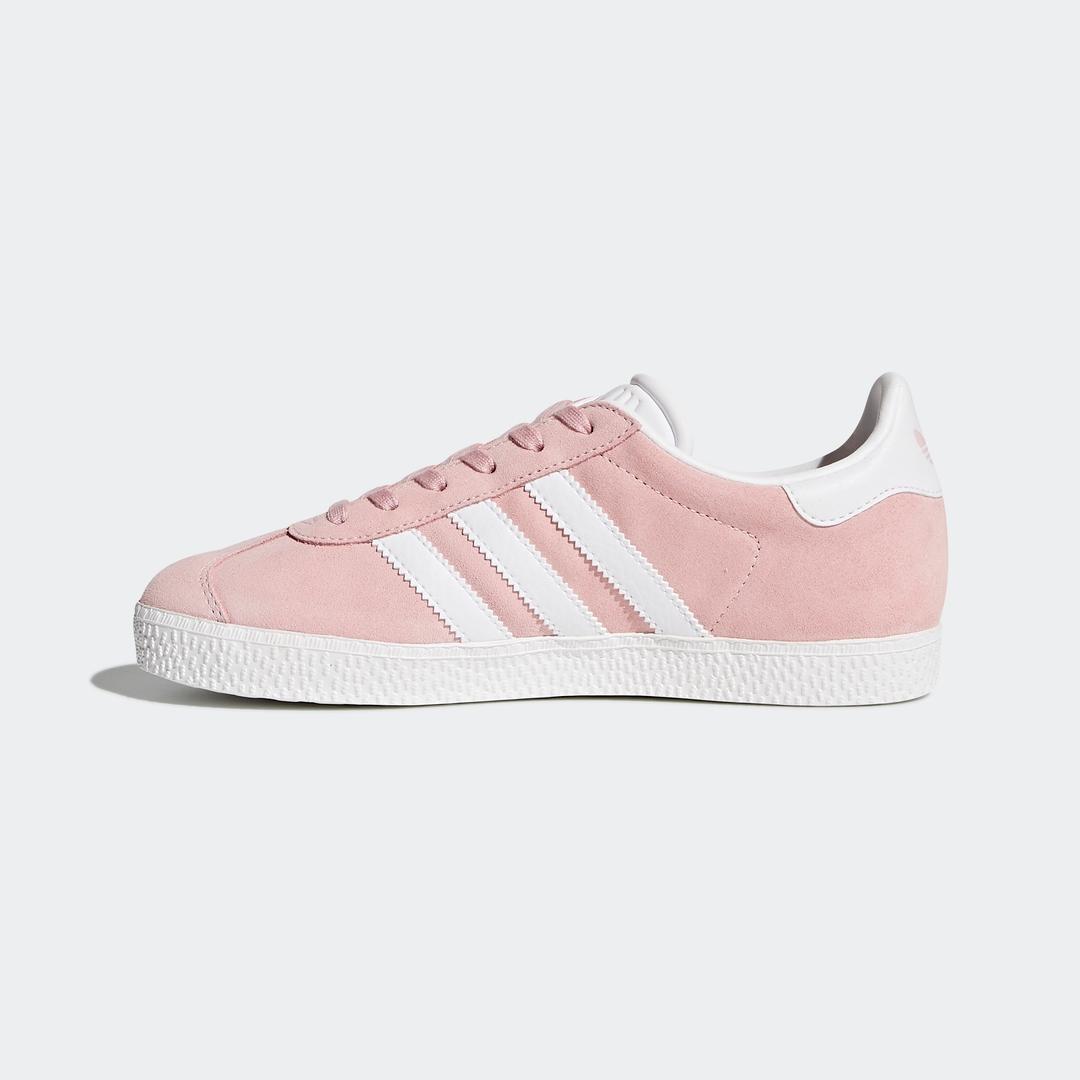 8eec98e3c Adidas sko Gazelle pink BY9544