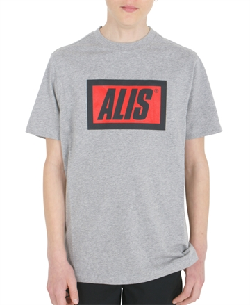 Alis T-shirt Classic Tee Heather Grey