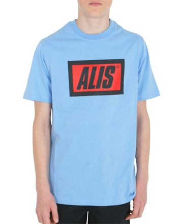 Alis T-shirt Classic Tee Powder Blue