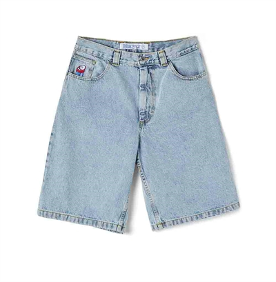 Polar Skate Co Shorts Big Boy Light Blue