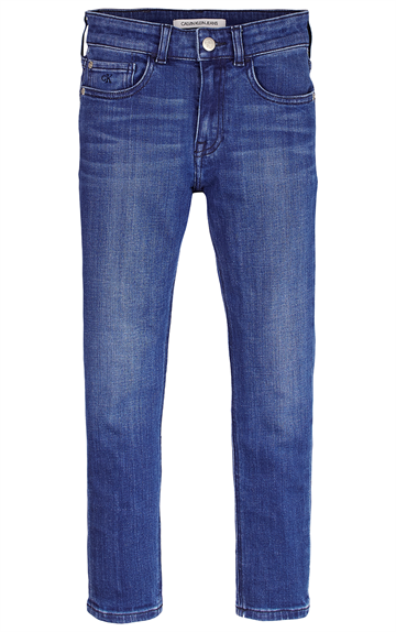 Calvin Klein Jeans Tapered Deep Sky Blue