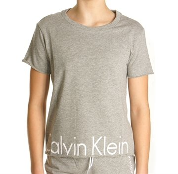 Clavin Klein Beach Crop Top 016 grey