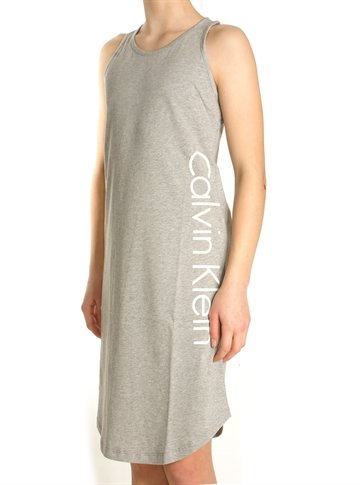 Clavin Klein Beach Tank Dress 016 grey