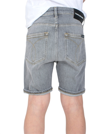 Calvin Klein Denim Shorts Grey 00078