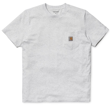 Carhartt T-shirt Pocket s/s Ash Heather