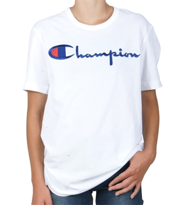 Champion T-shirt Crew 210972 WHT