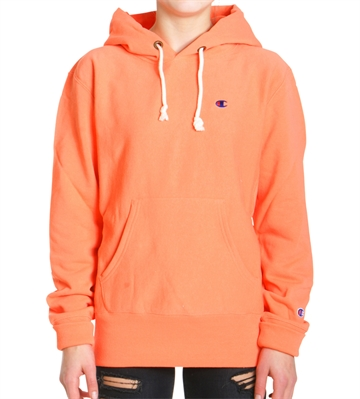 Champion Hood Sweatshirt PSM Peach 210966