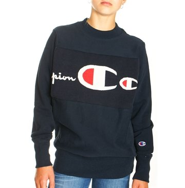 Champion Sweatshirt Crew NNY 210981 navy