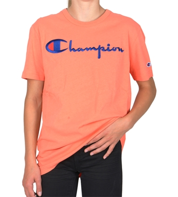 Champion T-shirt Crew 210972 Peach