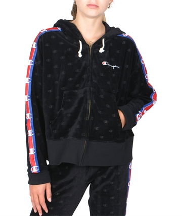 Champion Hooded sweat 111045 Black