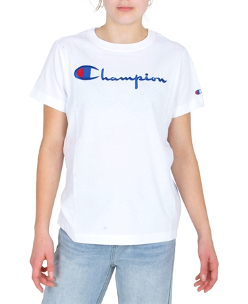 Champion Girls T-shirt Crewneck 110992 White