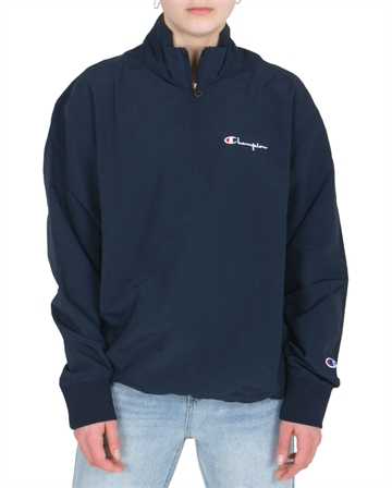 Champion Windbreaker Halfzip 213052 Navy