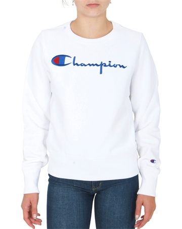Champion Crew Sweat 112188 White
