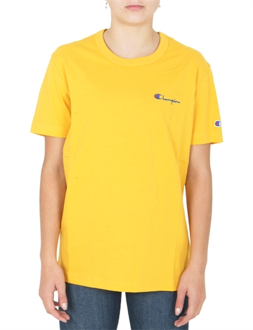 Champion T-shirt logo OLD 211985 Yellow