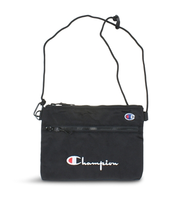 Champion Small Shoulder Bag Black NBK 804751