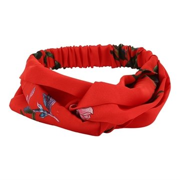 Christina Rohde Hairband Red