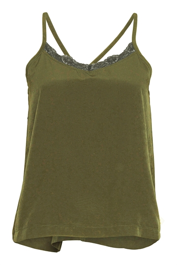 Costbart Girls top Berbel 785 green