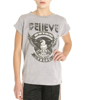 Costbart Girls T-shirt Alba 925 Grey