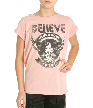 Costbart Girls Tee Alba 409 Rose