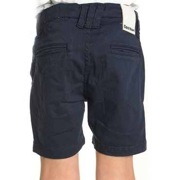 Costbart Sigge Chino Shorts 697 navy blå