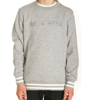 Costbart Boys sweat Torben 900 grey melange