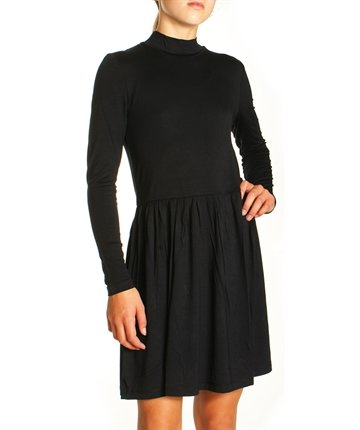 Costbart Girls dress Thine Black