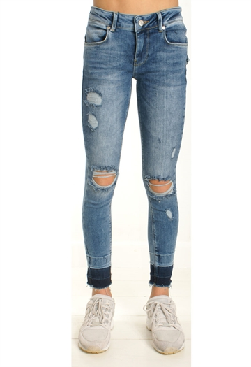 Costbart Girls jeans Roma Blue denim m huller