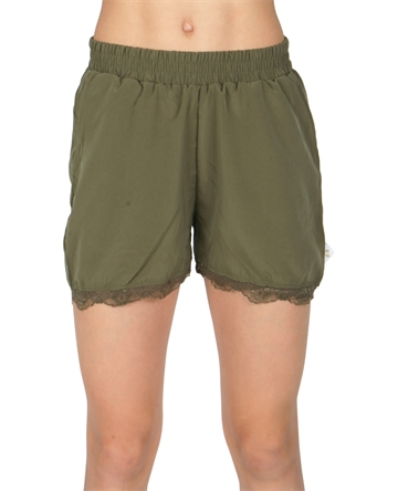 Costbart Girls Shorts Bella 785 green