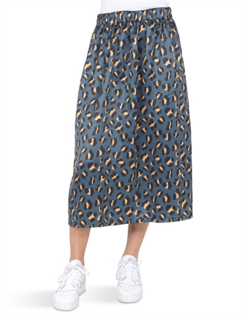 Costbart Hannah Skirt Leo Print
