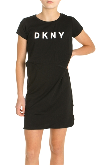 DKNY Junior Kjole s/s Black D32660