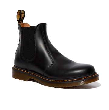 Dr. Martens Chelsea Boots Smooth Black 2976 YS