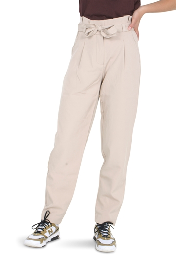 Grunt Girls Larke Ankle Pant Stone