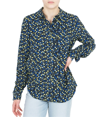 LMTD skjorte Girls Byna Shirt Sky Captain
