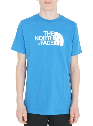 The North Face T-shirt Easy s/s Clear Lake Blue