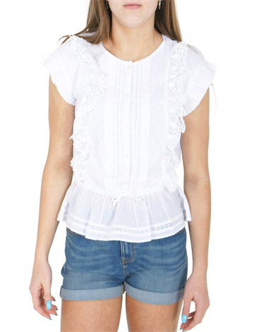 Zadig & Voltaire Blouse X15215 White