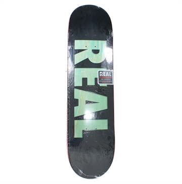 Real Skateboard Classic White 8,12