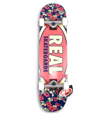Real Complete Skateboard 7,75 Blossoms